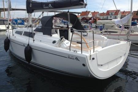 Hanse 315 Demobåt(Ny) 2016