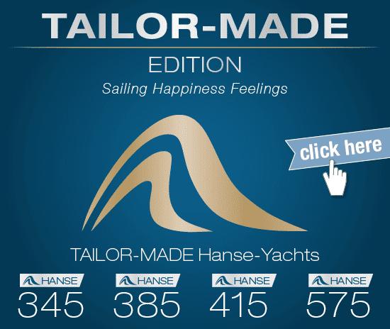 Hanse Taylor Made Edition 2017