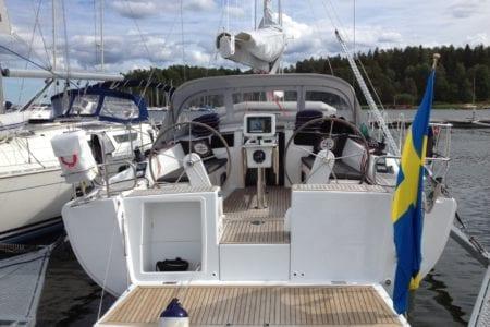 Hanse 385 2012 (Begagnad)