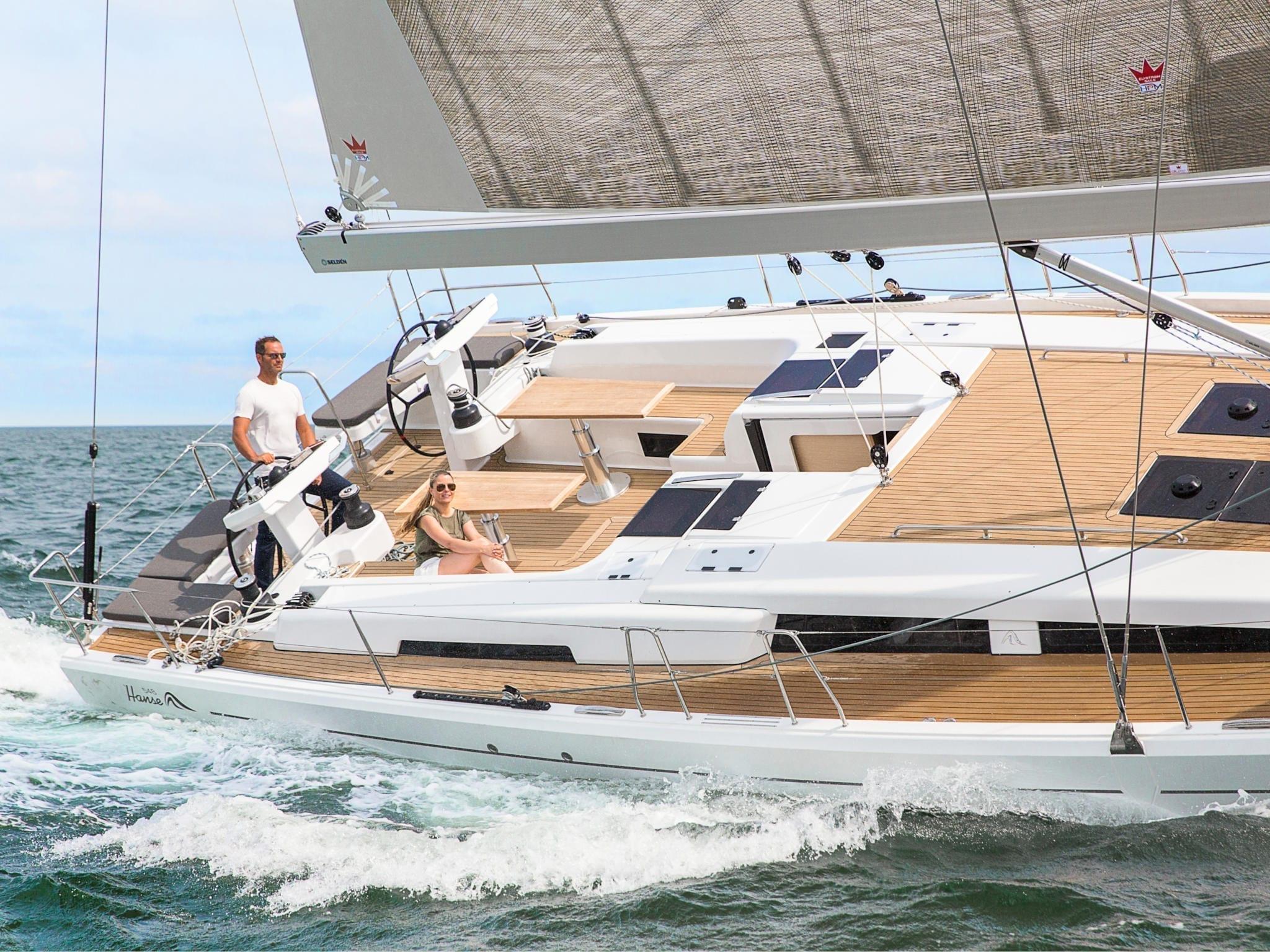 Hanse 548 Exterior Sailing 003 2017 07 27 Exterior 0221 V2