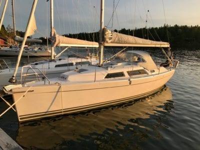 Hanse 325 2012 (Begagnad)