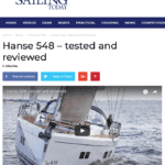 Hanse 548 Test