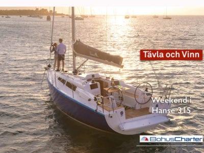 Vinn En Weekend I Segelbåt
