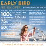 Hanse Early Bird – Boka Tidigt Rabatt