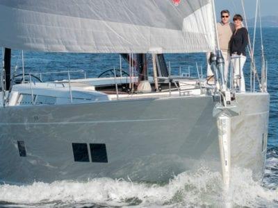 Hanse På Båtmässan Das Boot Düsseldorf I Januari 2019
