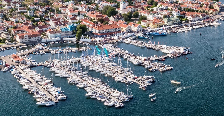Mässdags Med Marstrand Boat Show Och Allt På Sjön Med Sommarrabatter