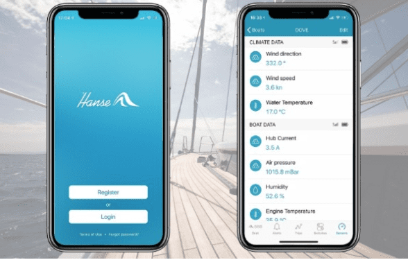 Hanse Safety Cloud – Small Digital Engine Data